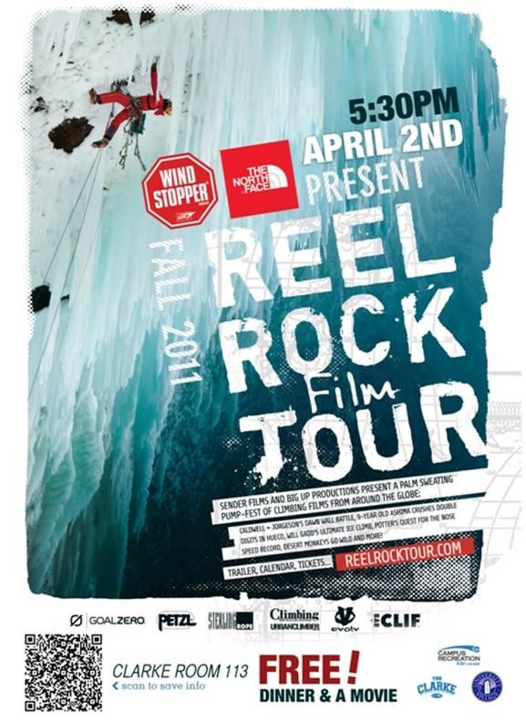 Reel Rock Film Tour Movie Night